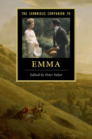 The Cambridge Companion to 'Emma'