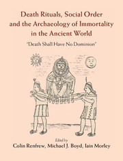 Death Rituals, Social Order and the Archaeology of Immortality in the Ancient World