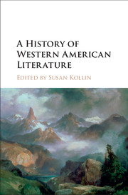 A History of Western American Literature