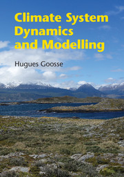 Climate System Dynamics and Modelling
