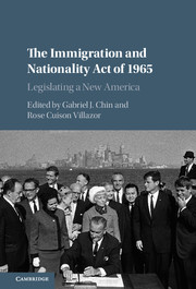 The Immigration and Nationality Act of 1965