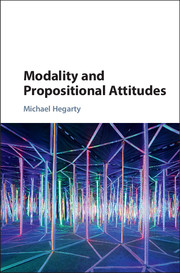Modality and Propositional Attitudes