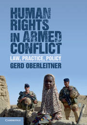 Human Rights in Armed Conflict