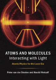 Atoms and Molecules Interacting with Light