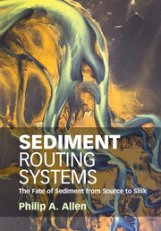 Sediment Routing Systems