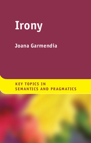 Key Topics in Semantics and Pragmatics