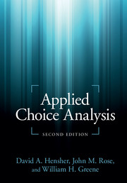 Applied Choice Analysis