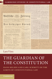 The Guardian of the Constitution