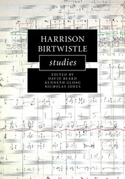 Harrison Birtwistle Studies
