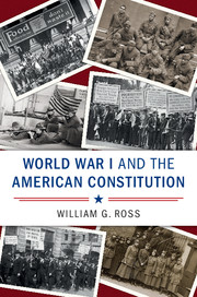World War I and the American Constitution