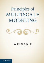 Principles of Multiscale Modeling