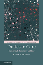 Duties to Care