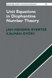 Unit Equations in Diophantine Number Theory