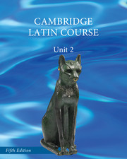 North American Cambridge Latin Course Unit 2 Student's Books (Paperback) with 1 Year Elevate Access 5th Edition