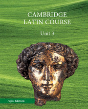North American Cambridge Latin Course Unit 3 Student's Books (Hardback) with 6 Year Elevate Access 5th Edition