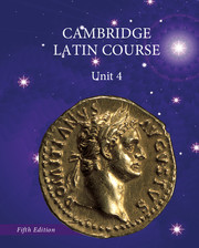 North American Cambridge Latin Course Unit 4 Student's Books (Hardback) with 1 Year Elevate Access 5th Edition