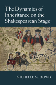 The Dynamics of Inheritance on the Shakespearean Stage