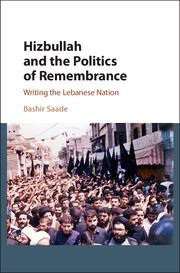 Hizbullah and the Politics of Remembrance