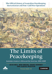 The Limits of Peacekeeping