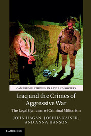 Iraq and the Crimes of Aggressive War
