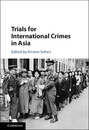 Trials for International Crimes in Asia