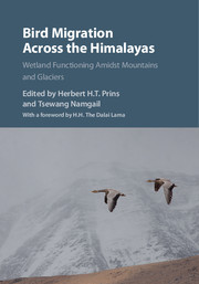Bird Migration across the Himalayas
