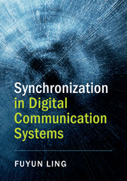 Synchronization in Digital Communication Systems