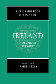 The Cambridge History of Ireland