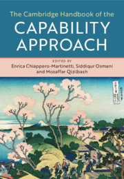 The Cambridge Handbook of the Capability Approach