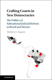 Crafting Courts in New Democracies