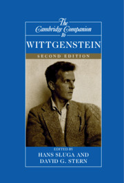 The Cambridge Companion to Wittgenstein
