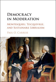 Democracy in Moderation