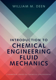Introduction chemical engineering fluid mechanics | Chemical engineering