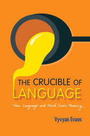 The Crucible of Language