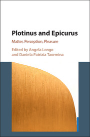 Plotinus and Epicurus