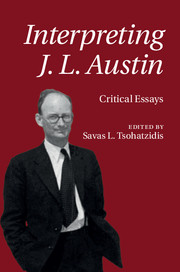 Interpreting J.L. Austin