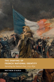 The Shaping of French National Identity