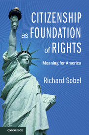 Citizenship as Foundation of Rights