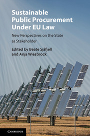 Sustainable Public Procurement under EU Law