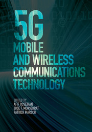 5G Mobile and Wireless Communications Technology edited by