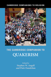 The Cambridge Companion to Quakerism