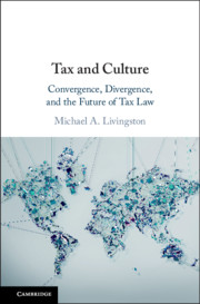 Taxation and Culture