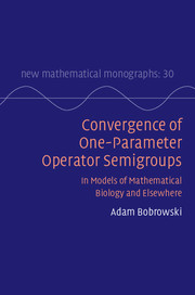 Convergence of One-Parameter Operator Semigroups