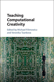 Teaching Computational Creativity