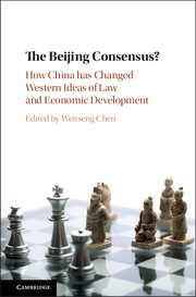 The Beijing Consensus?