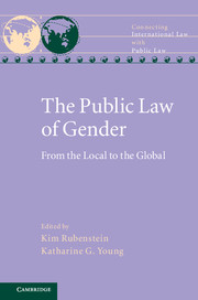 The Public Law of Gender