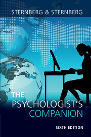 The Psychologist's Companion