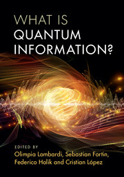 What is Quantum Information?