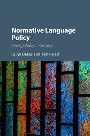 Normative Language Policy