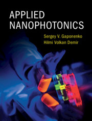 Applied Nanophotonics
